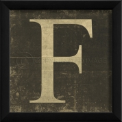 A to Z Letter F